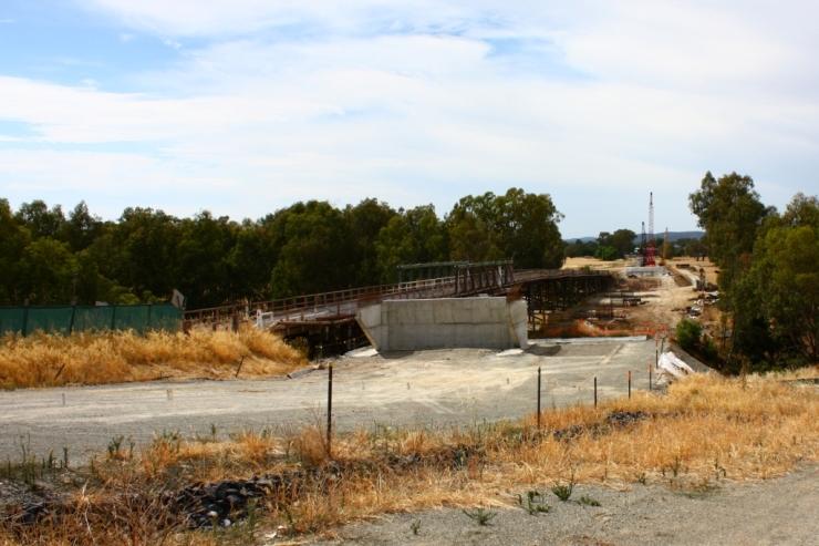 Holman Bridge Gooloogong Dec 2013