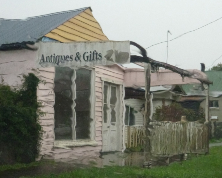 Former antique and gift shop, Robertson, NSW