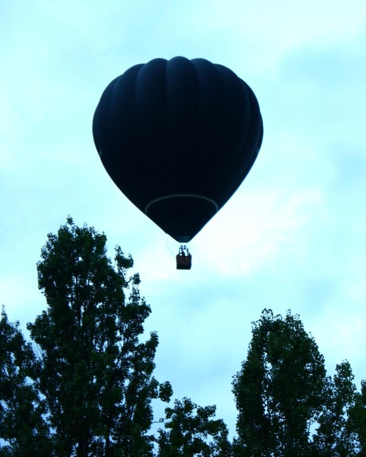 Black balloon 1