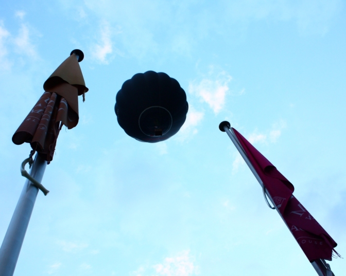 Black balloon 3