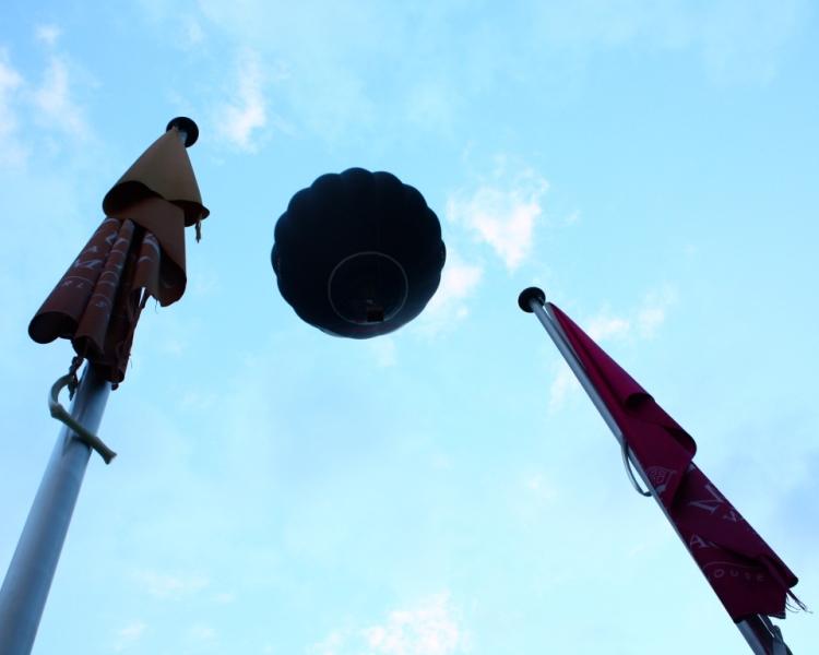 Black balloon 3
