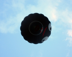 Black balloon 4