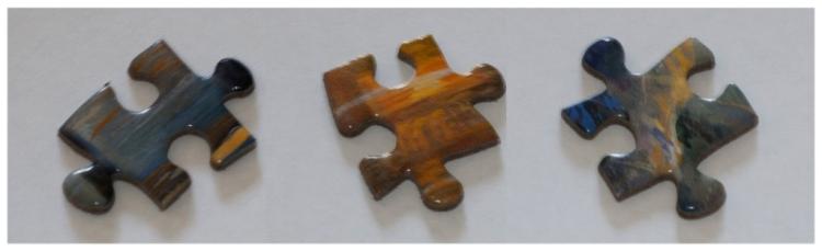 Jigsaw gems