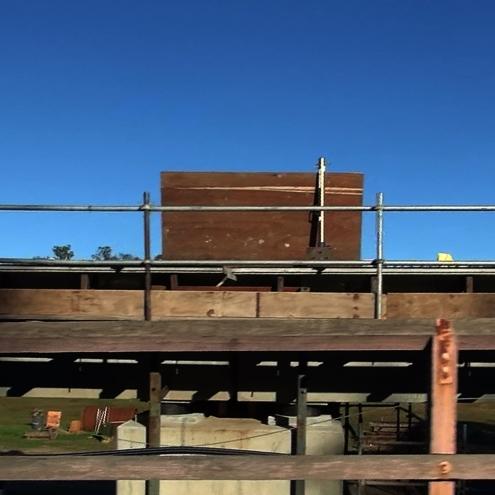 Crossing Holman Bridge JUn 2014 5