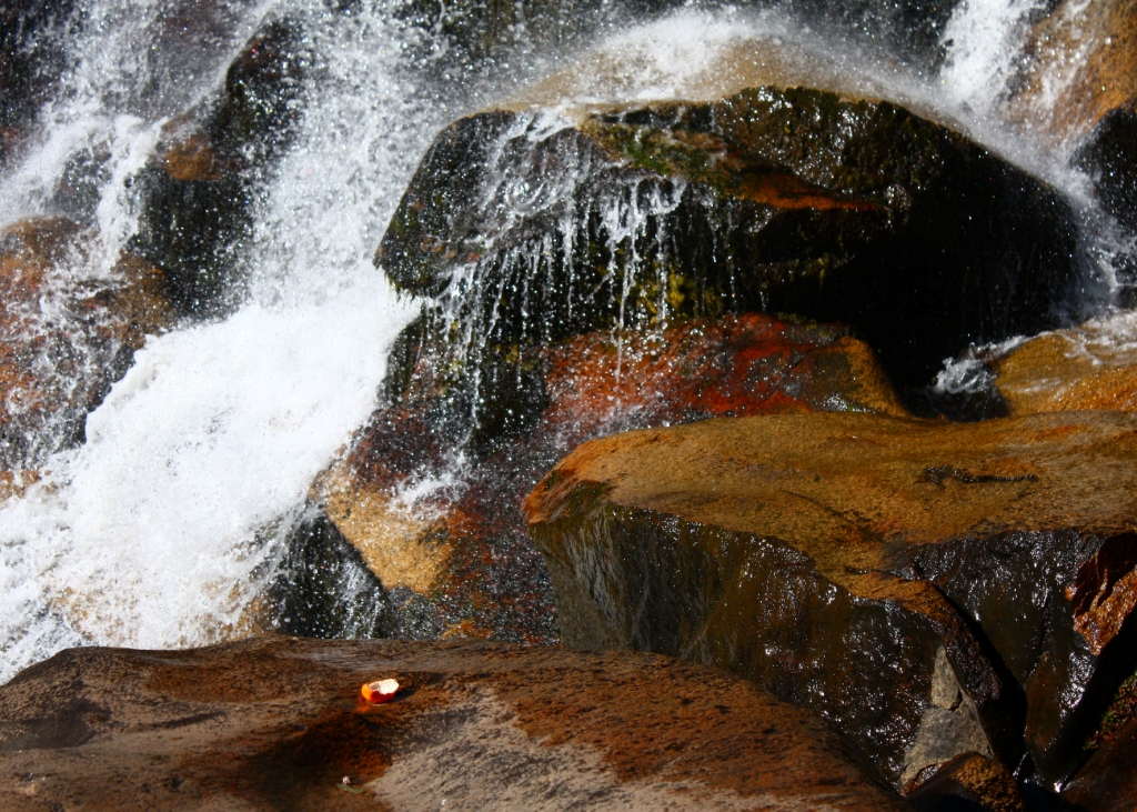 Gibraltar Falls, ACT, with citrus peel