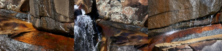 Waterfalls in Threes