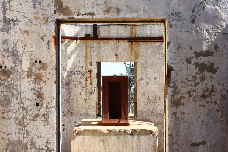 Mt Stromlo - First Observatory Remains