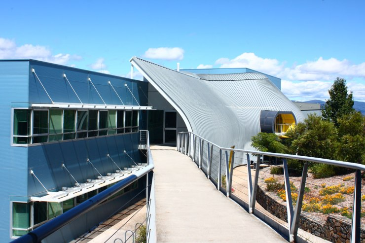 Mt Stromlo - New Workshops