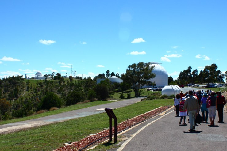 Mt Stromlo - The Tour