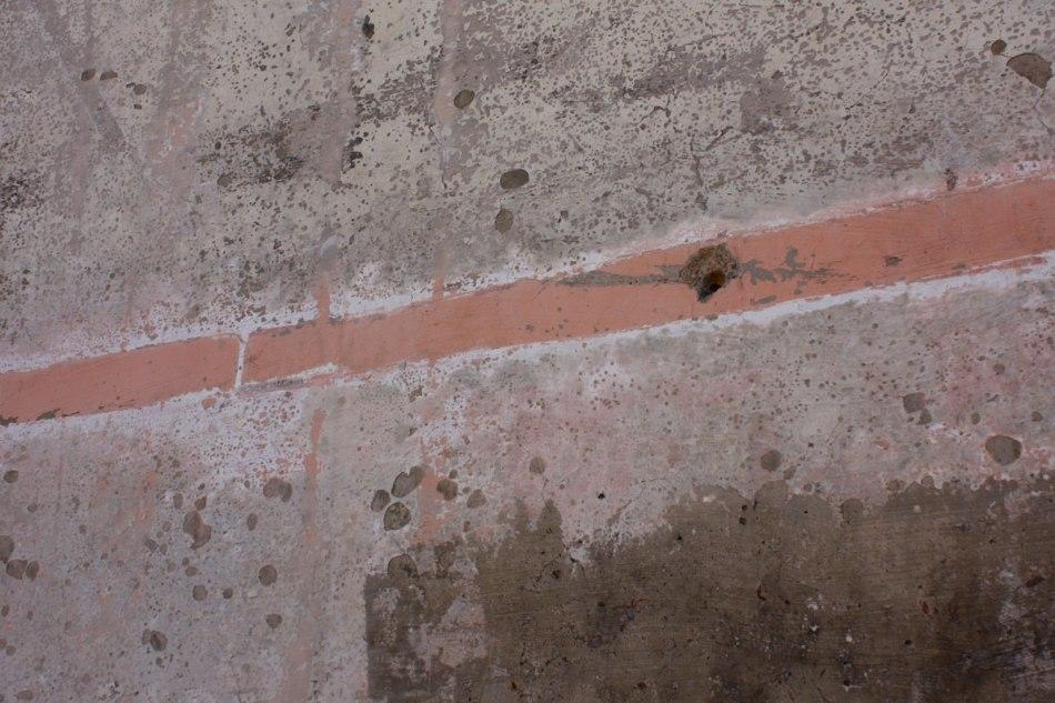 Mt Stromlo - Wall Detail