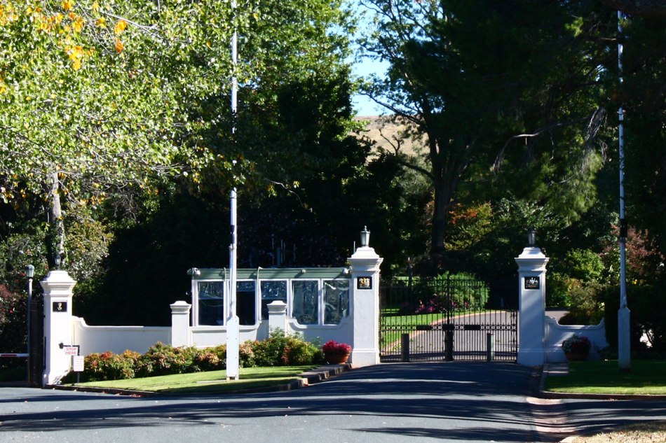 Governor General Gates