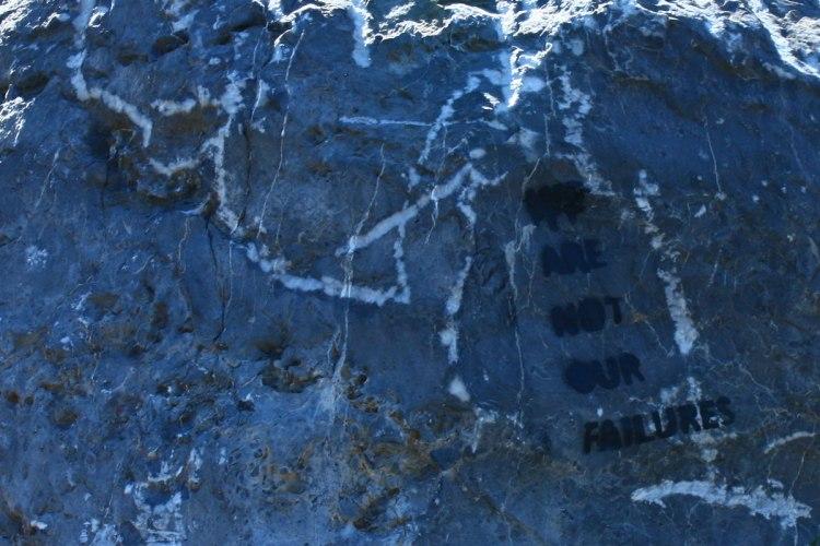 Acton Peninsula - Stencil Art