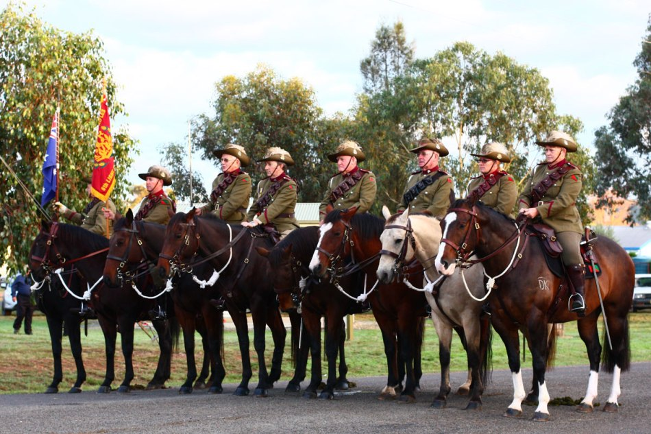 Anzac Day 2015 - After the service 1