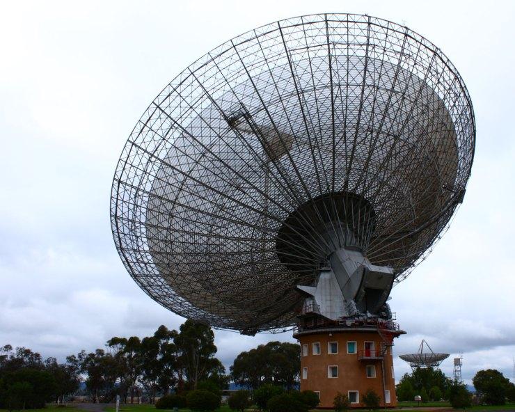 Radio Telescope Parkes NSW