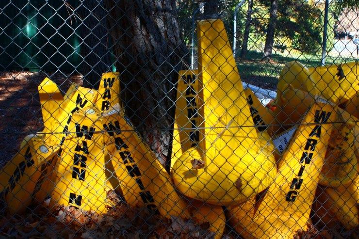 Warning Buoys