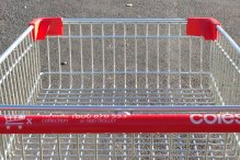 Grocery Trolley 1