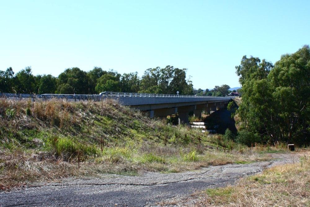 Holman Bridge December 2015