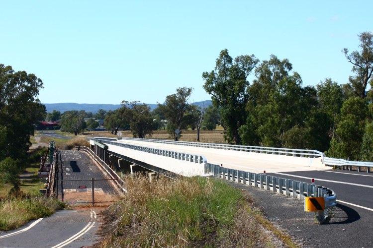Holman Bridges - Side by Side