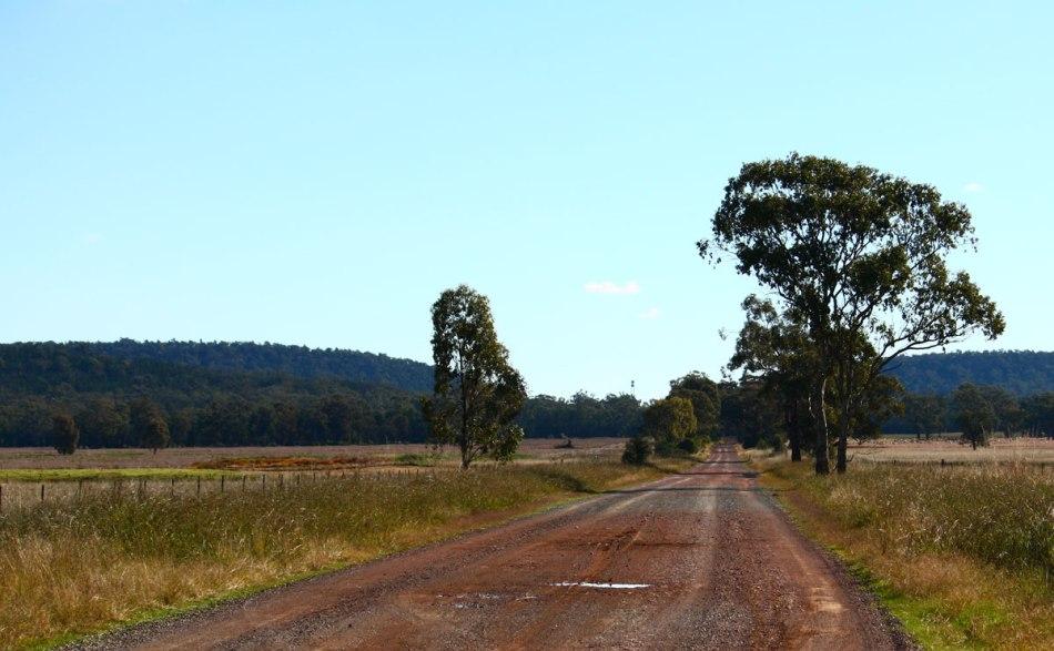 Moname Gap Road 2