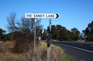 The Sandy Lane 1