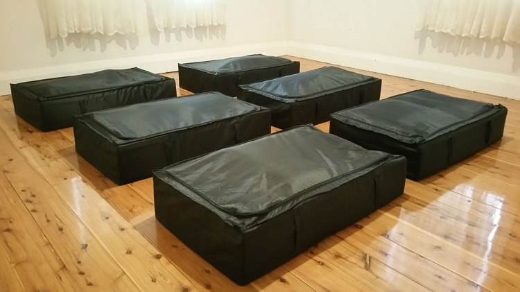 Packing cases