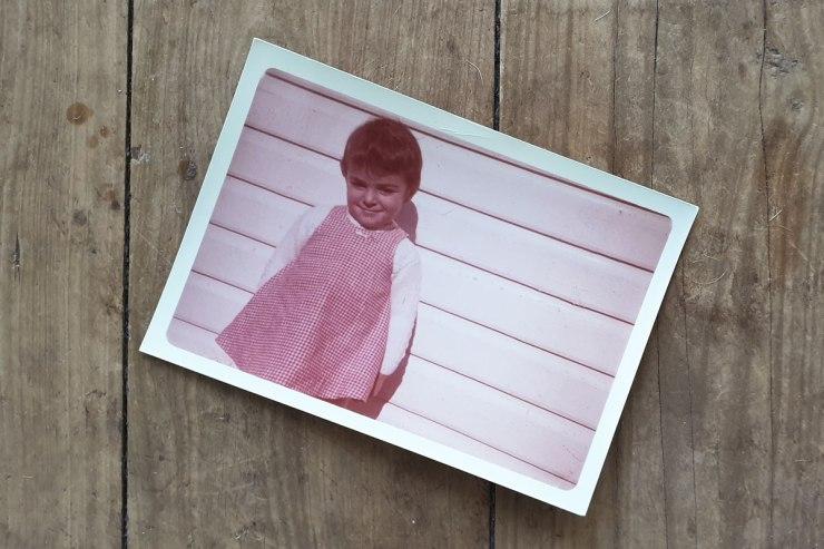 Childhood photo